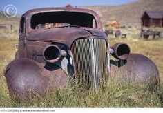 Antique Car In In The Field by George Oze - Antique Car In In The Field Photograph - Antique Car In In The Field Fine Art Prints and Posters for Sale Fine Art Prints, Framed Prints, Canvas Prints, Car Restoration, Famous Landmarks, Big Canvas, Sale Poster, Black And White Pictures, Car Ins