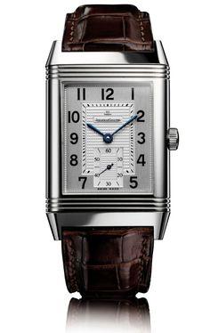 Jaeger L Grand Cadran http://www.maier.fr/montres-prestige/montres-jaeger-lecoultre/montres-hommes-femmes/Reverso%20Grande%20Taille,Q2708410
