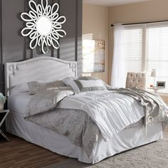 Milla Upholstered Headboard  $74
