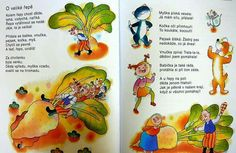 Fairy Tales, Kindergarten, Education, Ms, Painting, Autumn, Pulley, Reading, Fall Season