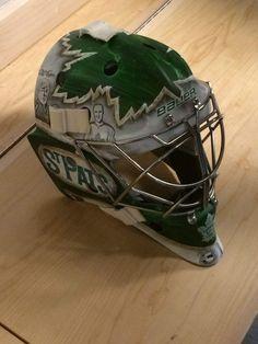 Throwback St. Pats goalie mask