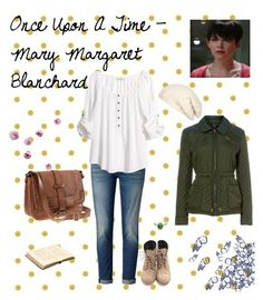 """Once Upon A Time - Mary Margaret Blanchard"" by annesuniverse on Polyvore"