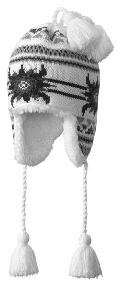 Elegant Earflap Hats & Faux Fur - St. Moritz Collection - Screamer Hats