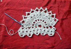 Ivelise Feito à Mão: PAP: Lindo Barrado Decorativo!!! Ivelise Hand Made: PAP: Beautiful Barred Decorative !!!