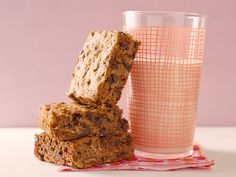 Kids Can Make: Oatmeal-Chocolate Snack Cakes recipe from Food Network Kitchen via Food Network