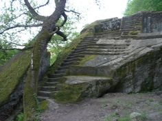 Bomarzo Viterbo - piramide etrusca - Cerca con Google