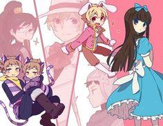 Haruhi in Wonderland