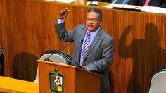 """Discurso en rechazo a la """"reforma educativa"""" de Peña Nieto - Dip. Eduard..."""