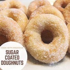 Food Pictures, Doughnut, Desserts, Tailgate Desserts, Dessert, Postres, Deserts