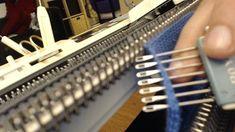 Dainami's Hand Knit Machine Socks! | Dainami Knits