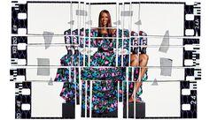 Primeiras imagens da campanha Kenzo x H&M por Jean-Paul Goude - Notícias : Campanhas (#734982)