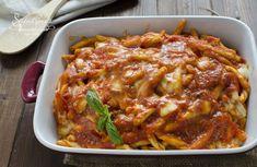 RICETTE VELOCI per il PRANZO della DOMENICA Italian Dishes, Italian Recipes, Beef Tagine, Pasta Recipes, Cooking Recipes, Pasta E Fagioli, Italy Food, Chowder Recipes, Daily Meals