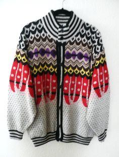 Vintage kansai yamamoto sweater gQdhqOr4D