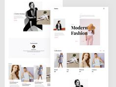 Fashion is a free HTML5 Bootstrap 4 template suitable for fashion agency, showcasing of fashion-related products. This free download template is a must-have. Css Website Templates, Fashion Agency, Html Css, Web Project, Cool Animations, Free, Products, Gadget