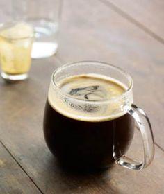 Caffè Americano; Rich, full-bodied espresso with hot water in true European style.  http://www.starbucks.com/menu/drinks/espresso/caffe-americano?foodZone=9999#.T-bf76JinFk.pinterest