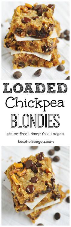 Chickpea Brownies