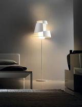 Lámpara de pie / de diseño original / de interior / de PVC