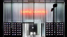 Gentle Monsters jaw-dropping store approach - Inside Retail Asia