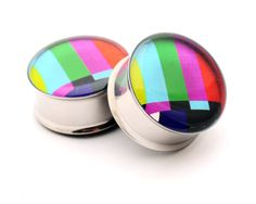 Hey, I found this really awesome Etsy listing at http://www.etsy.com/listing/100565435/end-of-broadcast-picture-plugs-gauges