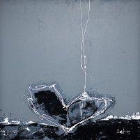 Au rythme de la musique | 61 x 61 cm | Acrylique sur bois