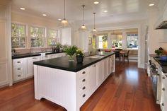 Parkinson Avenue West - craftsman - kitchen - san francisco - FGY Architects