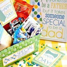 Fathers Day Gift Set Printables {Fathers Day Gifts}