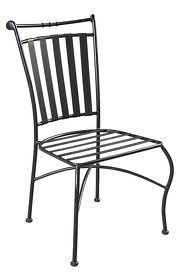 imperdibles sillas en hierro!!!