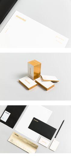 minimalist Brand Identity by minimalist , via Behance
