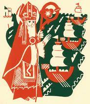 St Nicholas blessing ships