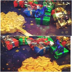Little Wrapped Presents