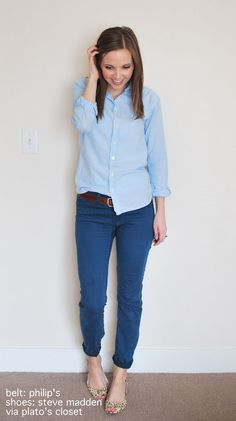 """Putting Me Together: 8 Pieces, 14 Outfits (from Merrick's Art) great read!! She breaks down her process for each outfit. Will change how you look at your closet when you are thinking """"I HAVE NOTHING TO WEAR!"""""""