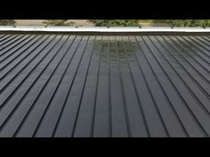 Metal Roof Coating - Liquid Rubber - Scope of Work. General Roofing Systems Canada (GRS) - YouTube