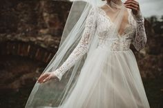 Styled Bridal Shoot from Finland by Jere Satamo Photography