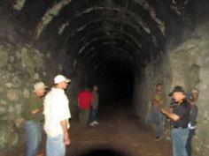 El Túnel Oscuro de Quebradilla lugar histórico de Quebradilla.