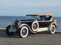 1924 Mercedes Benz Touring Car