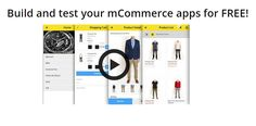 Utilization of #Mobile #EcommerceApp: Covert eCommerce into #mCommerce