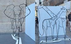 Matthew Robert Ortis :: La révolution des Girafes