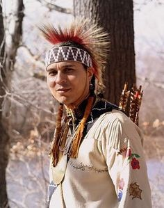Larry Spotted Crow Mann, a citizen of the Nipmuc tribe of Massachusetts, is the author of Tales from the Whispering Basket, a Native American-themed collection of short stories and poetry.