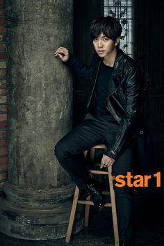 Lee Seung Gi on the Cover of At Star 1 January 2013 Korean Men, Korean Actors, Korean Wave, Korean Dramas, Sun Lee, Famous Princesses, The King 2 Hearts, Hallyu Star, Lee Seung Gi