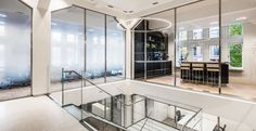 Casper Schwarz, JonesDay Amsterdam, interior design