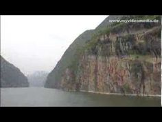 Yangtze River Cruise- Passing the Wu Gorge - # China #Travelvideo published by http://www.myvideomedia.com