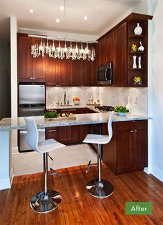 An Incredible Kitchen Makeover