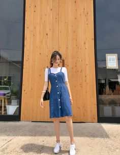 34 trendy fashion street asian outfit fashion 31 style fashion looks for starting your winter Cute Fashion, Trendy Fashion, Girl Fashion, Fashion Outfits, Modest Fashion, Dress Fashion, Fashion Ideas, Ulzzang Fashion Summer, Korean Street Fashion Summer