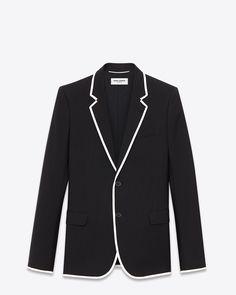 Saint Laurent Blazer Jacket: discover the selection and shop online on YSL.com