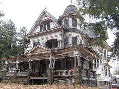 Abandoned in Fleischmanns, New York.