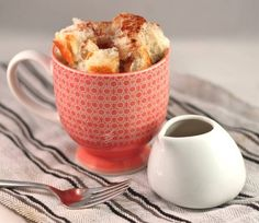 2-minute french toast in a mug + 10 other sweet and simple valentine's day ideas