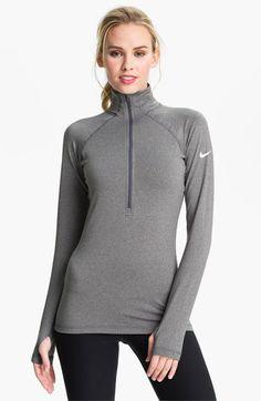 promos vans - Nike Pro Hyperwarm Fitted Seamless Pullover Women's Hoodie ...