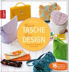 Meine Tasche Mein Design (Frechverlag TOPP 6776)