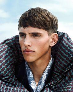 The Fashionisto - Bryant McCuddin for Wonderland