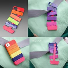 DIY Rainbow Discoloration Hard Cover Case For Iphone 4/4s just $17.99 only in ByGoods.com